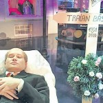Traian Basescu a fost omorat de hackeri!