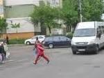 Minorii, victime ale traversarilor neregulamentare