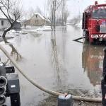 Limitarea și înlăturarea efectelor negative produse de inundații
