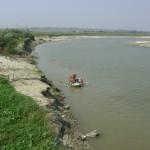 Bacau: Barbat inecat in canalul de fuga al raului Bistrita