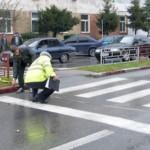 Răcăciuni: Un barbat a fost omorat in zona unei treceri de pietoni