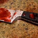 Odobesti: Injunghiat de fiica sa