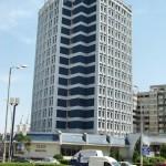 Pericol de incendiu în incinta Hotelului Moldova