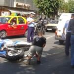 Bacau: Accident mortal pe Bulevardul Unirii