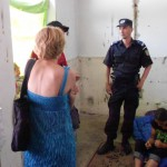 DGASPC Bacau a preluat in regim de urgenta un copil in varsta de un an