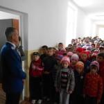 """Actiuni de prevenire in cadrul parteneriatului """"Jandarmii alaturi de elevi"""""""