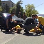 Orbeni: Trei victime in urma unui accident rutier