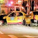 Comănești: Tamponare intre doua autoturisme