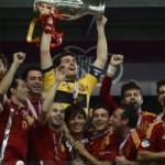 Spania îşi păstrează titlul european, după 4-0 cu Italia în finală