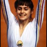 Nadia Comaneci va purta torta olimpica la Londra