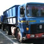 Nicolae Balcescu: Un sofer coducea  un ansamblu de autovehicule neînmatriculate cu permis necorespunzător