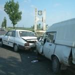 Accidente rutiere produse pe fondul nerespectarii regulilor de circulatie