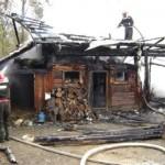 Magura: A dat foc gospodariei vecinei