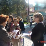 Ziua internationala a persoanelor varstnice sarbatorita la Tg. Ocna