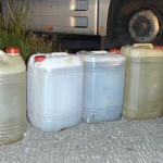 187. 277 lei confiscaţi  de inspectorii vamali suceveni pentru comercializare ilegală de combustibil