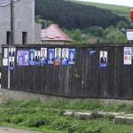 Distrugere de materiale electorale cercetată de polițiștii băcăuani