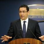 Ponta: Decizia mea este să rămân candidatul USL la funcţia de premier