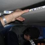 Două autoturisme şi 4.000 ţigarete confiscate de inspectorii vamali de la B.V.F. Sculeni