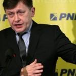 Antonescu: USL sub 50% înseamnă eşecul proiectului politic şi îmi dau demisia din fruntea PNL