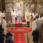 PS Ioachim Băcăuanul a slujit Sfânta Liturghie: Lucrările Sinaxei stareţilor şi stareţelor din Arhiepiscopia Romanului şi Bacăului