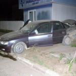 Dărmăneşti: Accident provocat de neacordarea de prioritate