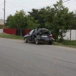 Nereguli in trafic soldate cu accidente