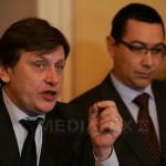 Antonescu: Dacă va fi posibilă, cuplarea alegerilor se va face indiferent de voinţa lui Băsescu