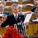 26 ianuarie 1918: S-a nascut Nicolae Ceausescu, lider comunist si presedinte al Romaniei