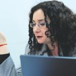 Bacauanca Oana Schmidt Hăineală, sef peste CSM