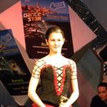O eleva din Bacau participa la Campionatul Mondial de dans din Croatia