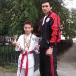 "Medalii pentru CS ""Dan Botezatu"" la Focsani"