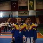 Omagiu lui Dan Botezatu.Trei sportivi cu patru medalii!