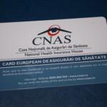 Doar o proporţie infimă dintre români au un card european de sănătate, deţinut la nivelul UE de 2 din 5 europeni