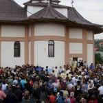 O noua biserica in comuna Corbasca