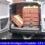 Transporta produse de panificaţie fără documente legale