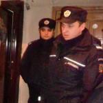 Jandarmii au gasit o geanta pe Calea Republicii!