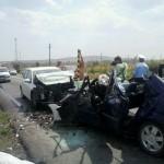 Izvorul Berheciului: Accident mortal
