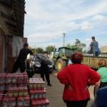 GJM Bacău continuă misiunea de limitare şi înlăturare a efectelor produse de  inundaţii în judeţul Galaţi
