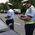 24 de permise de conducere in urma unor actiuni ale Politiei Rutiere