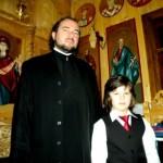 Hramul Bisericii Acoperamantul Maicii Domnului, din Bacau