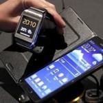 IFA 2013: Samsung a lansat Galaxy Note 3 si ceasul inteligent Galaxy Gear