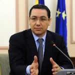 Ponta: Soluţia pentru proiectul Roşia Montană