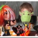 Parada costumelor de Halloween