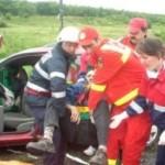 Interventie SMURD în municipiul Onești
