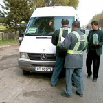Dosar penal pentru nerespectarea regimului transportului rutier public