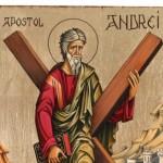 Sfantul Andrei ocrotitorul romanilor