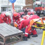 Exercitiu privind managementul unor situatii de urgenta produse de un seism