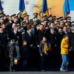 Parada militara cu ocazia Zilei Nationale,1 Decembrie 2013!