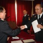 Inaintare în grad a unor cadre militare din cadrul ISUJ Bacău
