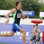 Băcăuanul Ioan Zaizan, nou record național de sală la 1.500 m, în reuniunea Indoor Classic Vienna
